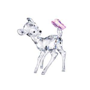 Swarovski Bambi Crystal Figurine